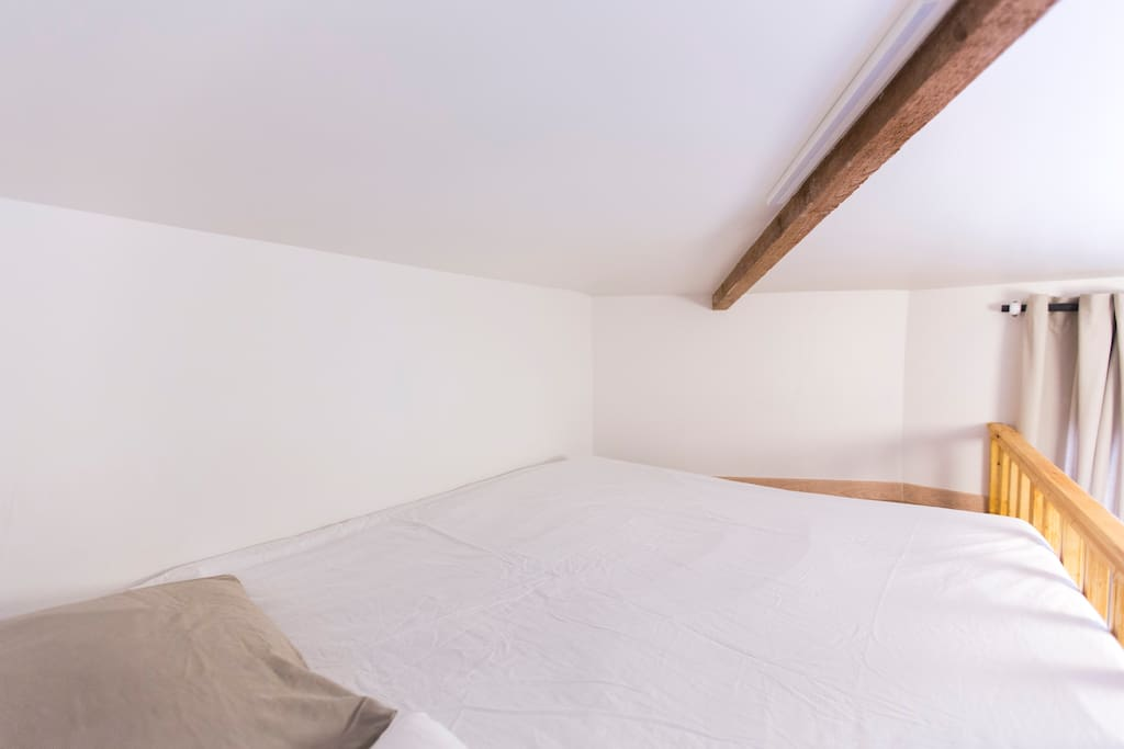 4 pers  St Michel hight-quality bed