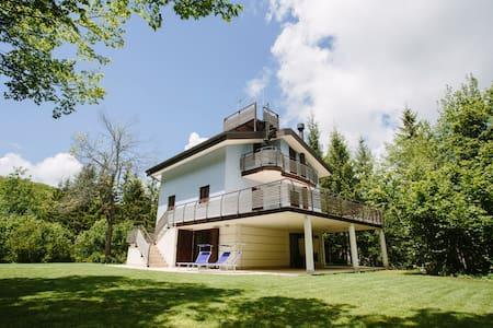 Villa in montagna vicino a Rimini - Villagrande di Montecoppiolo