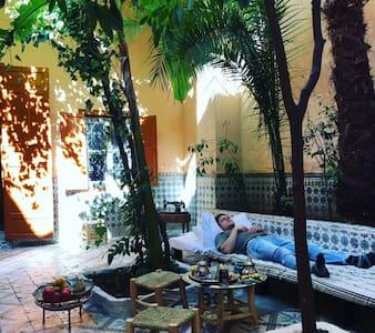 Charming room in Marrakech Medina - Marrakesh - House