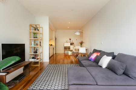 1 b/r apartment-walk to Monash Uni - Huoneisto