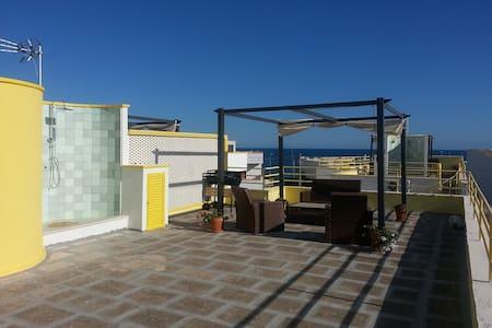 SALENTO three-room flat, 50 mt sea - Appartement