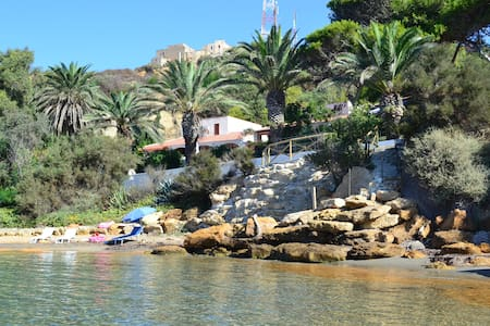 Holiday House with sea access - Sciacca - Leilighet