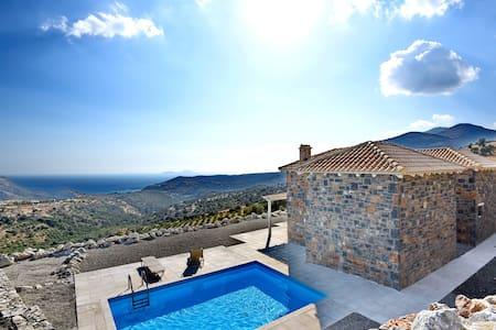 Two Bedroom Villa A - Agia Galini - Villa