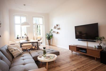 Simply Scandinavian-Prenzlauer Berg - Berlin - Apartment