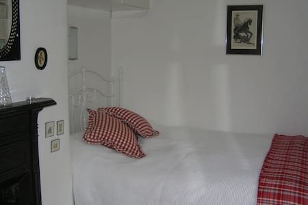 Cosy Garden Bedroom
