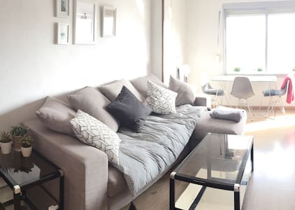 Sweet, double, exterior room - Barcelona - Wohnung