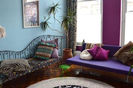 Apartment | Rooftop garden | 10 mins from BEACH :) - 海牙 - 公寓