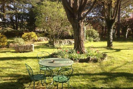Garden and riverside paradise, South of France - Vers-Pont-du-Gard - Villa
