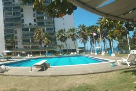 Apartamento frente al mar, con A/C. - Apartment