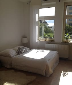 Helles Zimmer in Rheinnähe - Apartmen