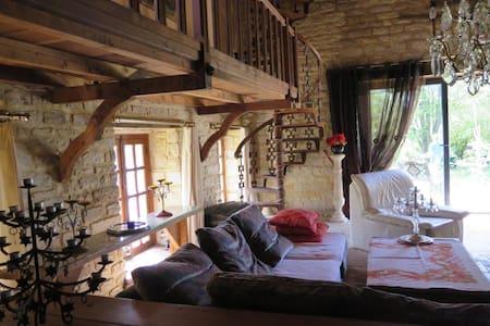 Moulin de charme en Champagne - House