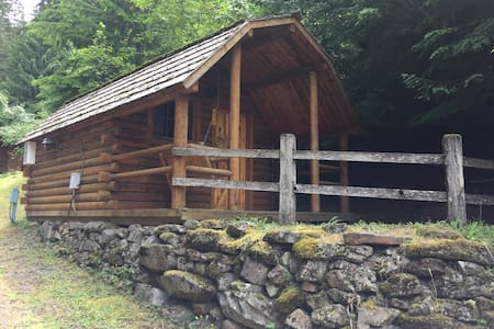 Rustic Cabin #16 by Lake Cd'A - Coeur d'Alene - Stuga