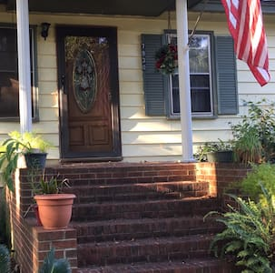 Comfortable Southern Cottage B&B - Citronelle - Maison