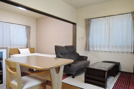 GF Honcho/Yokosuka/Near Base!Free Wifi - Apartment