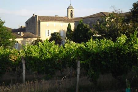 Beautiful stone house - Bordeaux wine region - Saint-Ferme - Huis