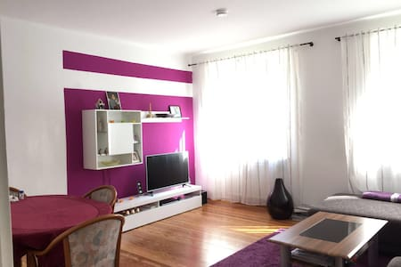 Bright n Quite Room- near CityCentr - Heidelberg - Apartment