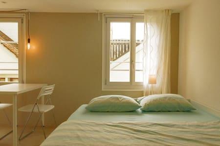 Studio - city centre of St.Gallen - Sankt Gallen - Apartment