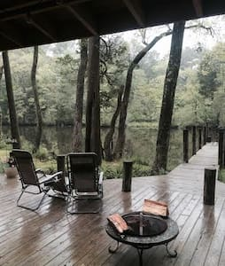 River Cottage in the Woods: Kayak then go to Beach - Lakás