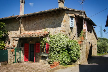 House in ancient village in Chianti - Greve in Chianti - Casa