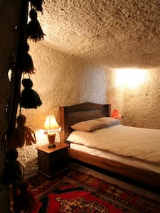 Self-catering cave flats in Goreme