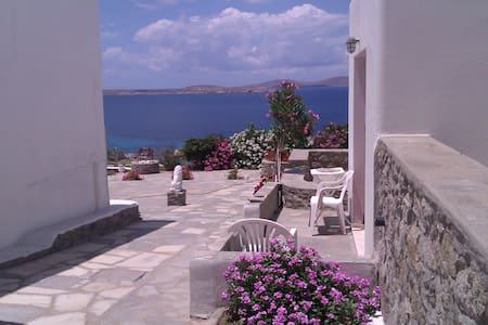 Cheap room for 1 person@Mykonos  - Apartment