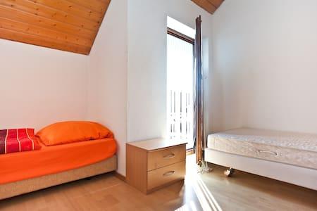 Ein-Zwei Bett-Zimmer - Au-Hallertau - Apartment