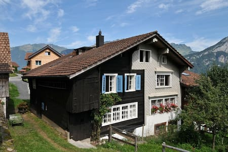 Wunderbares Häuschen in Obstalden - House
