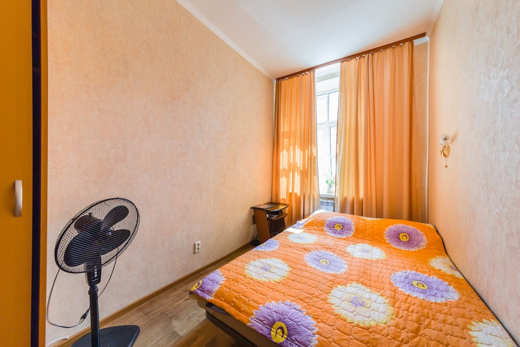 Comfortable room in city center