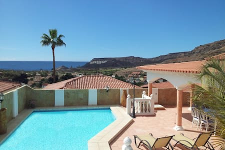 Luxurious Villa in Gran Canaria - Mogán