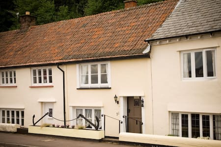 17th Century fisherman's cottage - Minehead - Casa