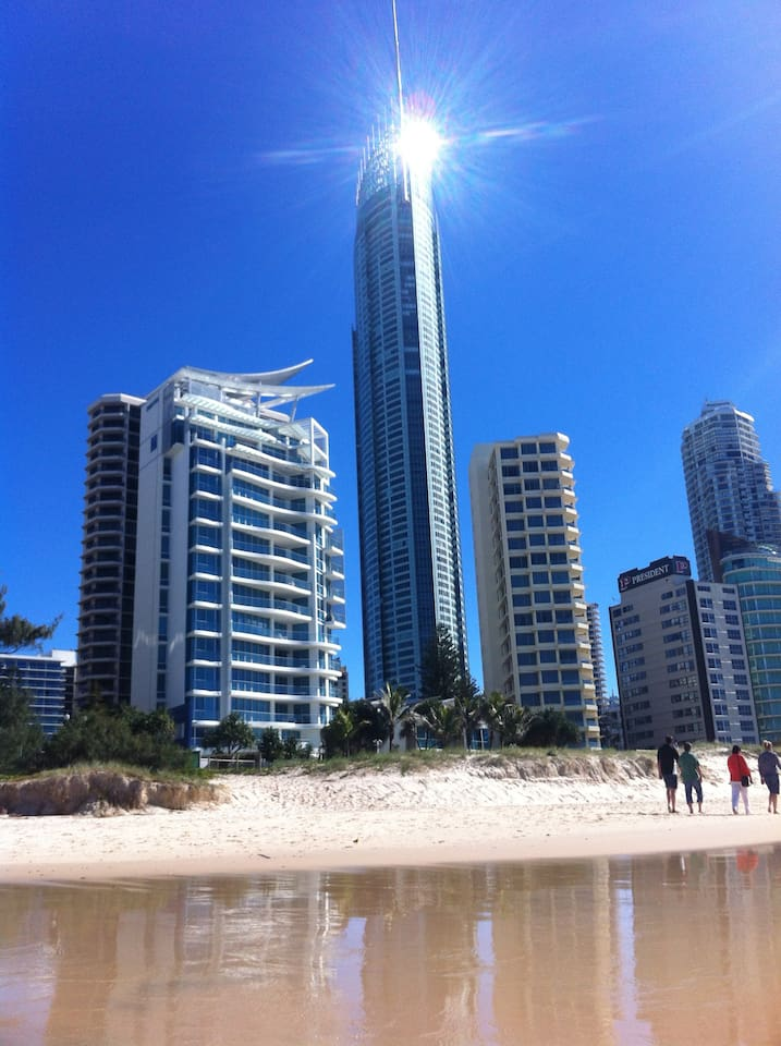 Q1 your beachside perfect holiday stay!