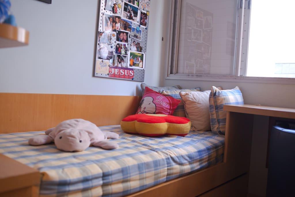 Private room / Condo in Floripa!