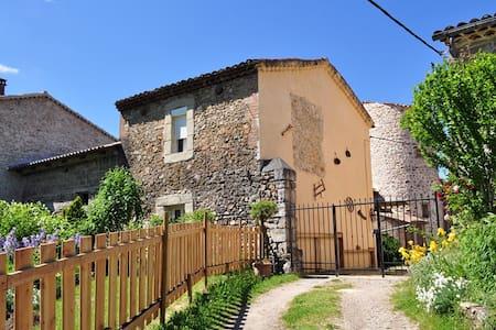 Gîte en Cévennes: Le Mas Fleuri - House