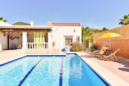 IbizaRoom1@Villa/Pool/Seaview/Beach - House