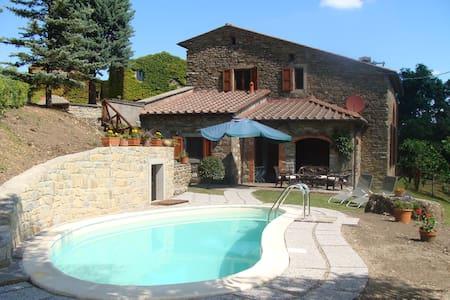 Casa del Sasso: an ancient stone-bu - Talla - Villa