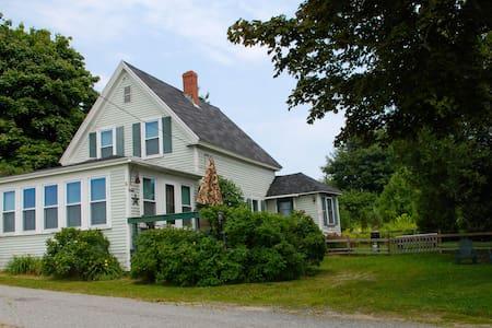 Winter Harbor House - Casa