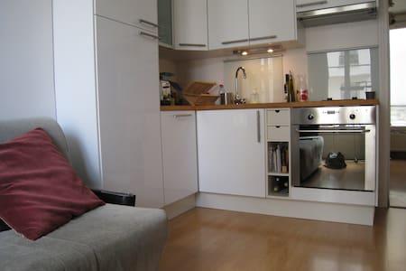 Lovely & sunny one bedroom flat