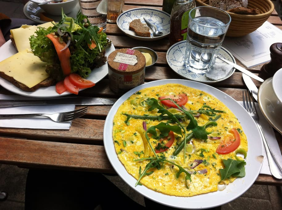 What your breakfast can be at bio Bakery nearby