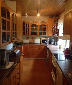 4 bedroom private house in Imatra. - Casa