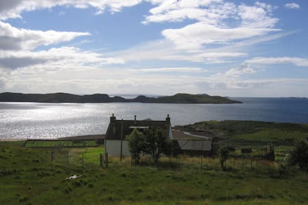 Self catering cottage Summer Isles - House