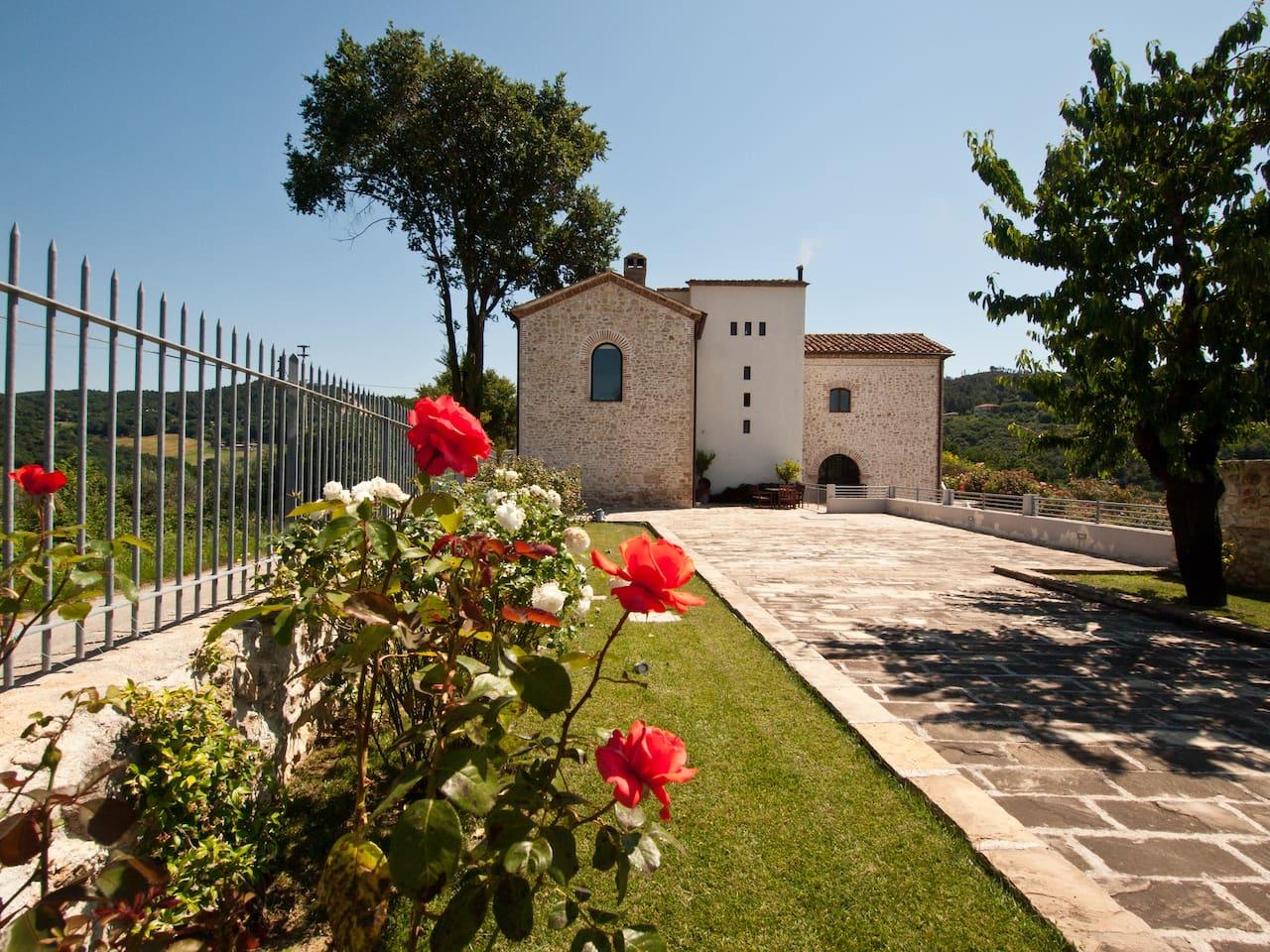 Tenuta San Rocco - San Rocco's Villa
