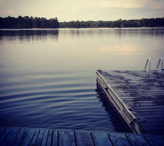 Beautiful Muskoka Island Cottage - Severn - Chatka