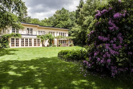 Unique country villa near Amsterdam - Casa de campo