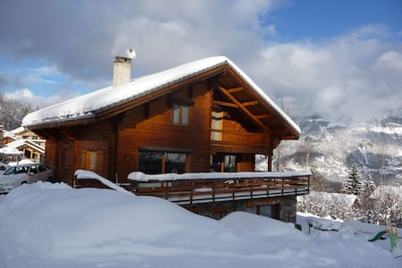 Wooden chalet in Meribel-Les-Allues - Les Allues