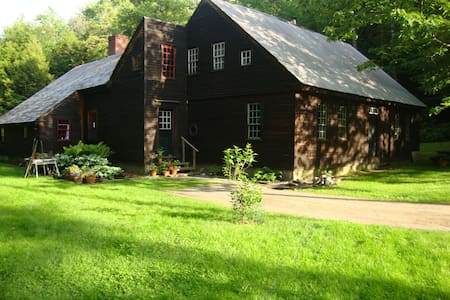 Mt Mansfield Homestead in Stowe - House