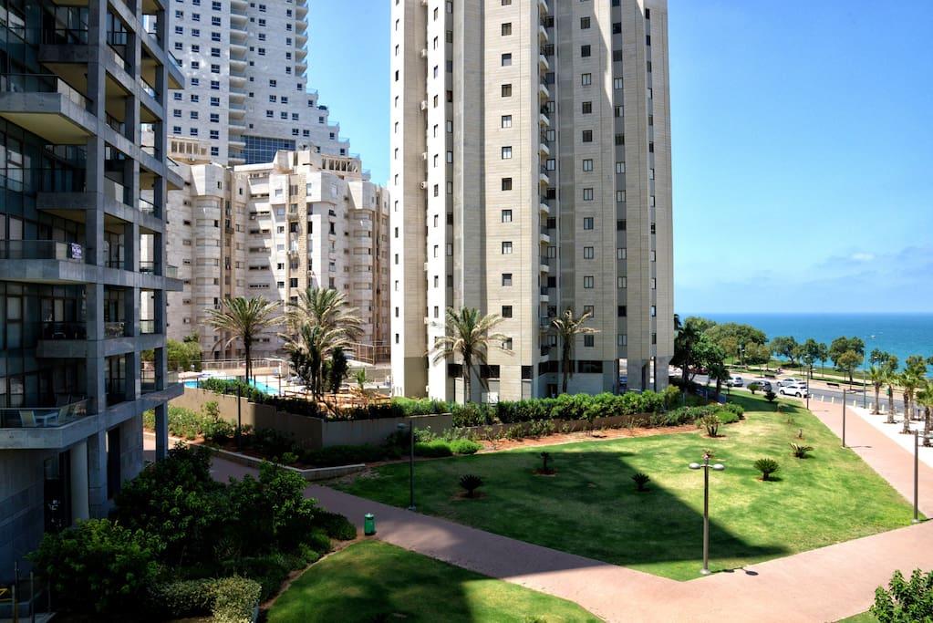 Luxury appartment in Netanya, Israe