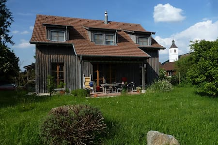 Charming house in Rodersdorf(Basel) - House