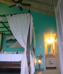 italian gem on the caribbean sea - Falmouth - Apartemen