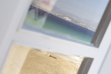 Sea view Apartment with Shared Pool - Ampelas - Apartament