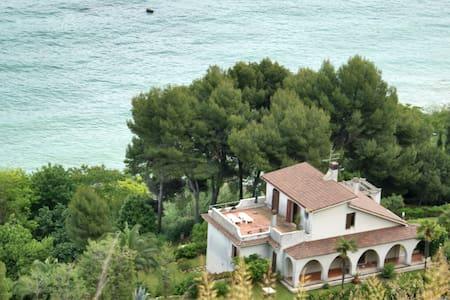 Villa Prestigiosa sul Mare Marche - Pedaso - Villa